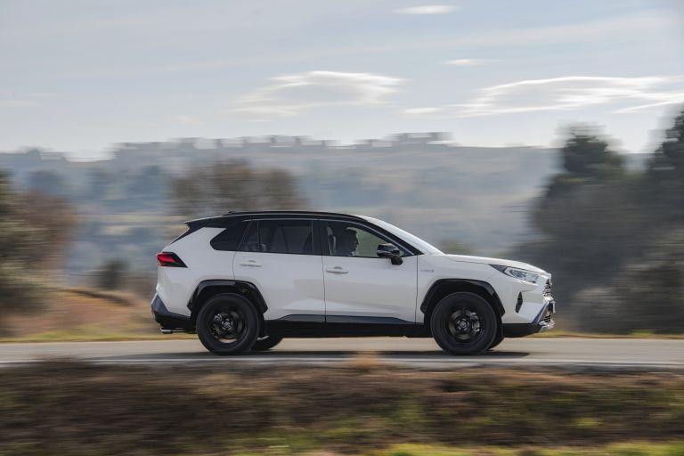 2019 Toyota RAV4 Hybrid - EU version 532938