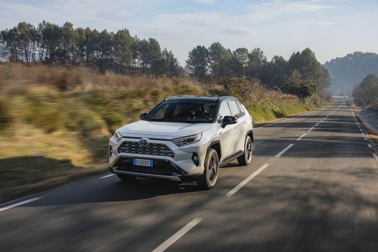 2019 Toyota RAV4 Hybrid - EU version 532941