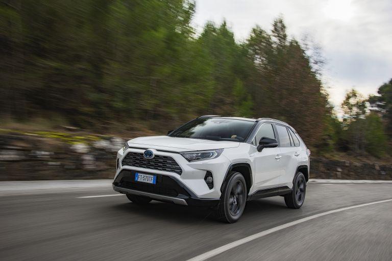 2019 Toyota RAV4 Hybrid - EU version 532945