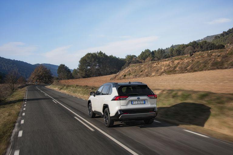 2019 Toyota RAV4 Hybrid - EU version 532946