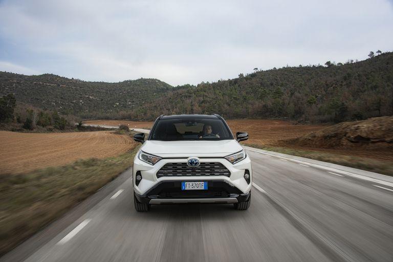 2019 Toyota RAV4 Hybrid - EU version 532947