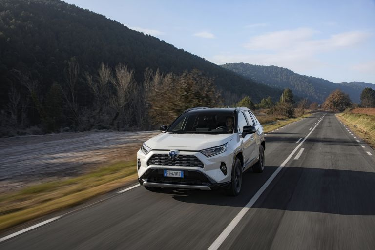 2019 Toyota RAV4 Hybrid - EU version 532948