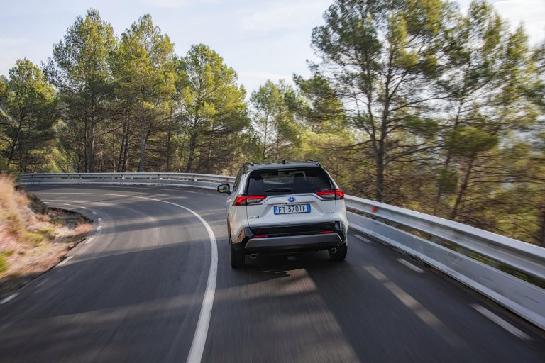 2019 Toyota RAV4 Hybrid - EU version 532952