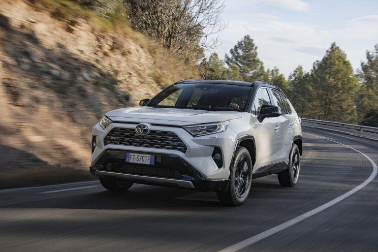 2019 Toyota RAV4 Hybrid - EU version 532956