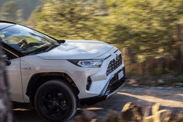 2019 Toyota RAV4 Hybrid - EU version 532963