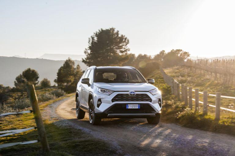 2019 Toyota RAV4 Hybrid - EU version 532964