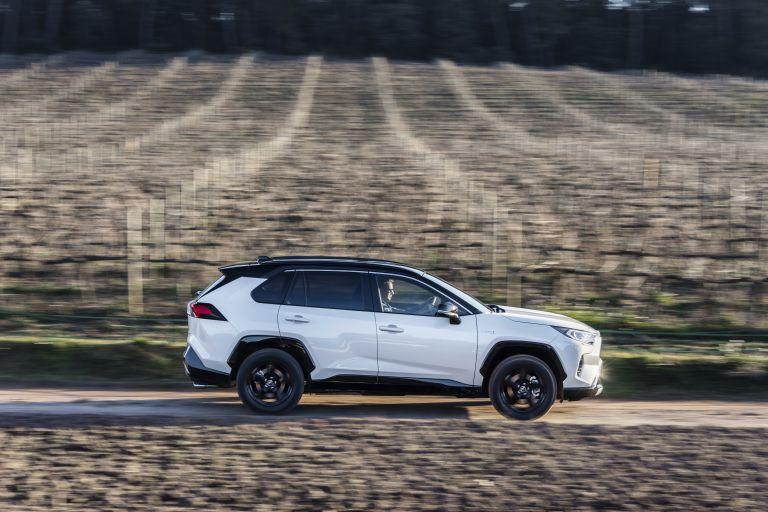 2019 Toyota RAV4 Hybrid - EU version 532966