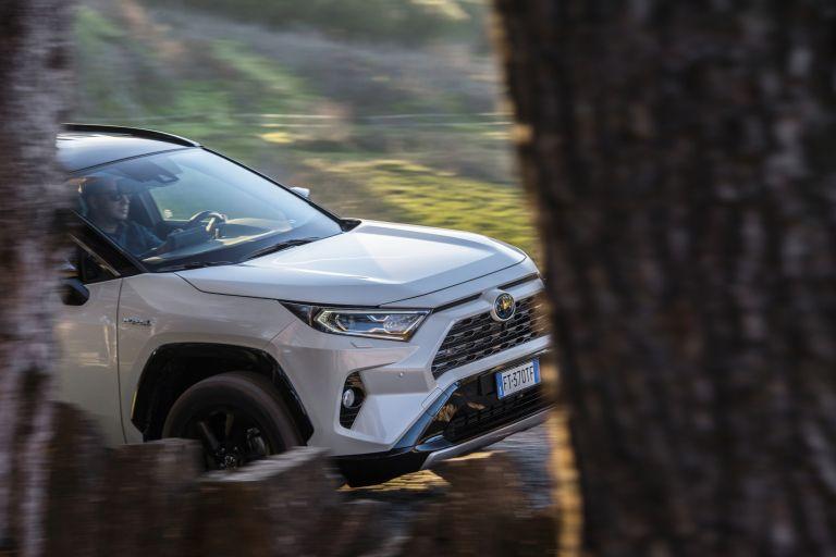 2019 Toyota RAV4 Hybrid - EU version 532968