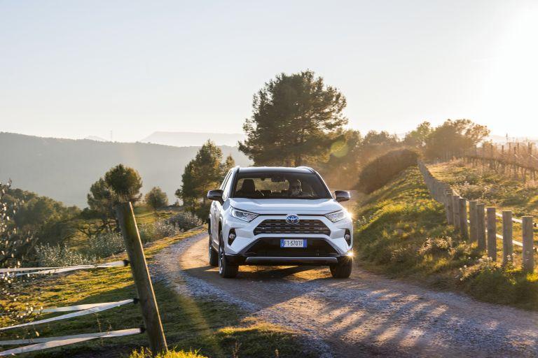 2019 Toyota RAV4 Hybrid - EU version 532970