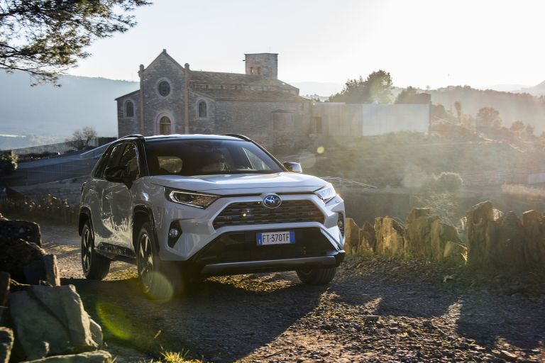 2019 Toyota RAV4 Hybrid - EU version 532971