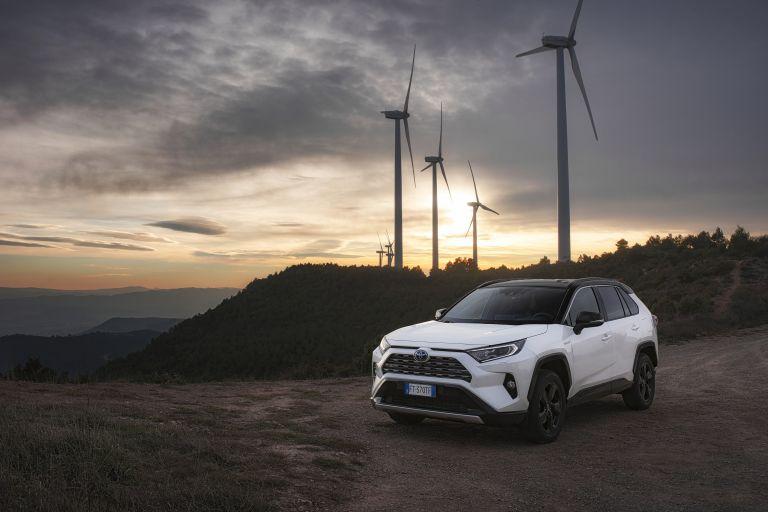 2019 Toyota RAV4 Hybrid - EU version 532979