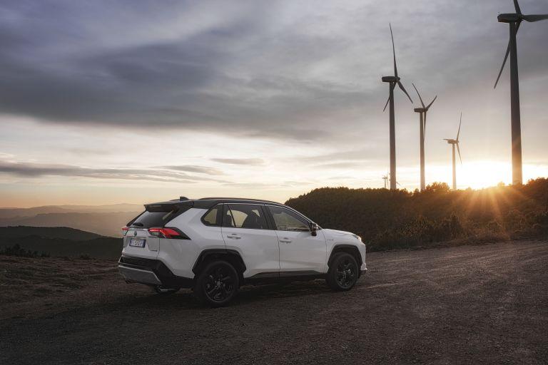 2019 Toyota RAV4 Hybrid - EU version 532980