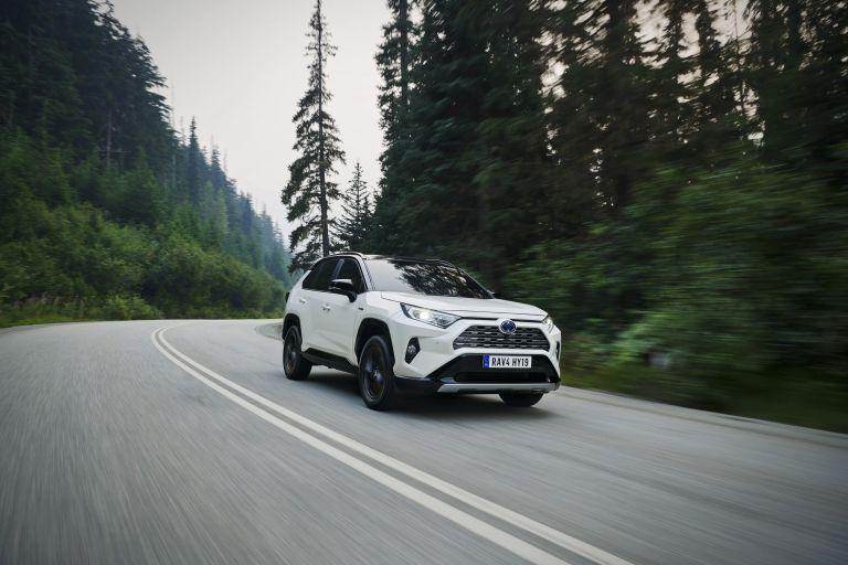 2019 Toyota RAV4 Hybrid - EU version 532989