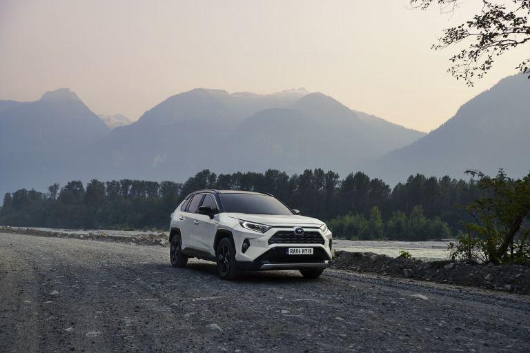 2019 Toyota RAV4 Hybrid - EU version 532990