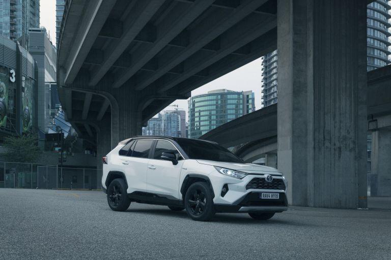 2019 Toyota RAV4 Hybrid - EU version 533005