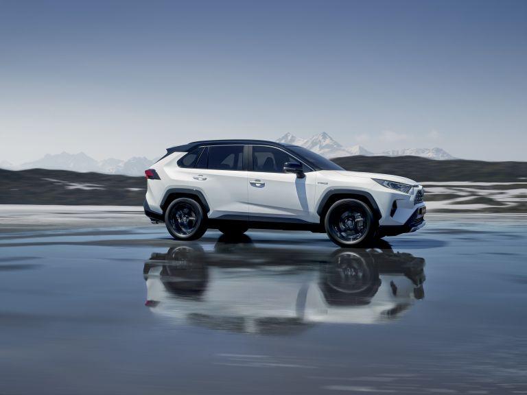 2019 Toyota RAV4 Hybrid - EU version 533012