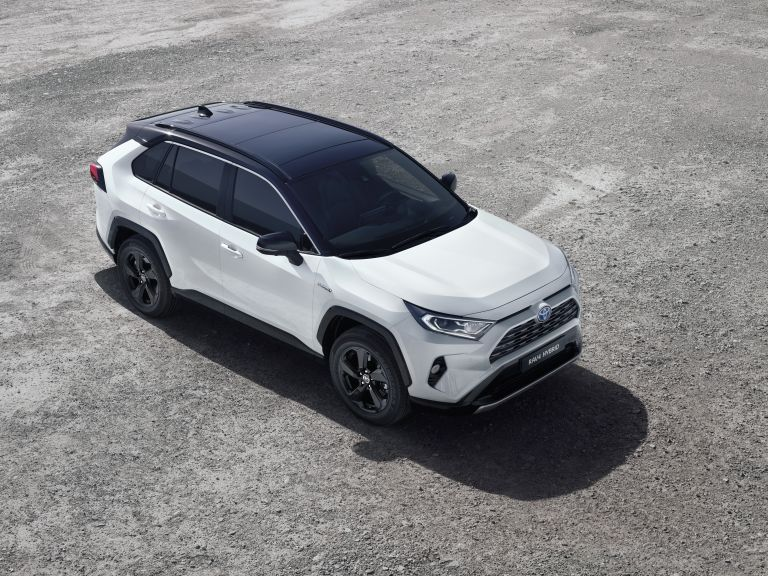 2019 Toyota RAV4 Hybrid - EU version 533014