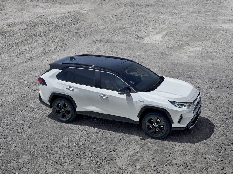 2019 Toyota RAV4 Hybrid - EU version 533015