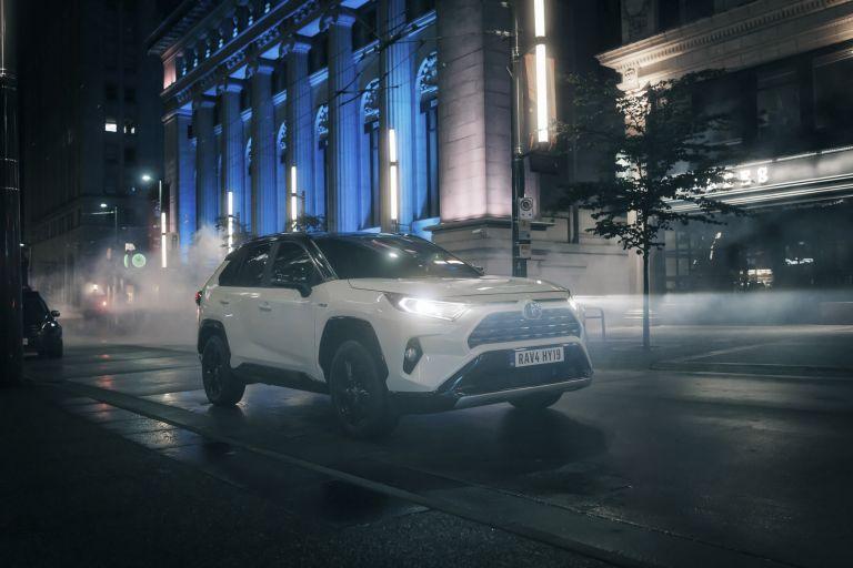 2019 Toyota RAV4 Hybrid - EU version 533018