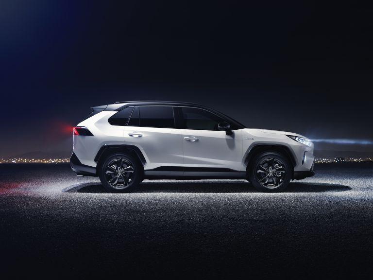 2019 Toyota RAV4 Hybrid - EU version 533025