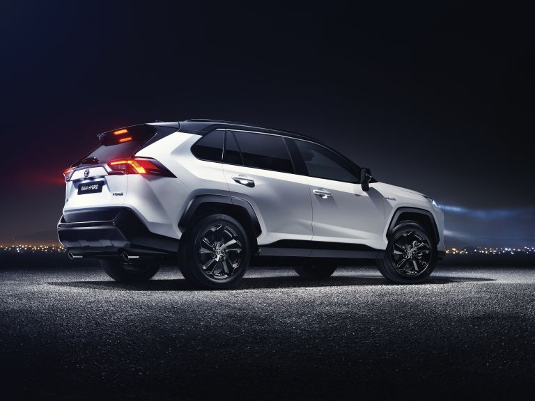 2019 Toyota RAV4 Hybrid - EU version 533026