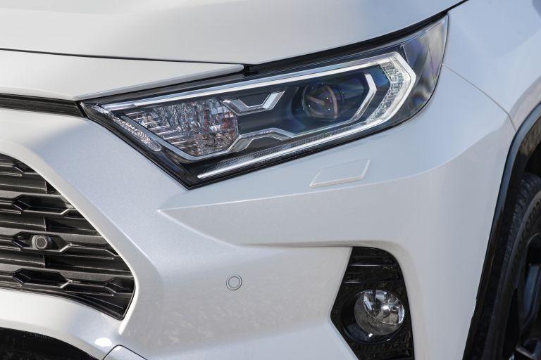 2019 Toyota RAV4 Hybrid - EU version 533029