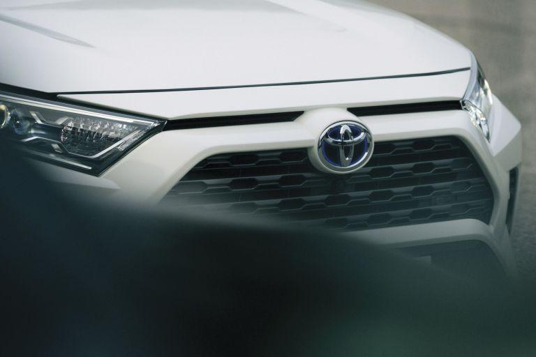 2019 Toyota RAV4 Hybrid - EU version 533031