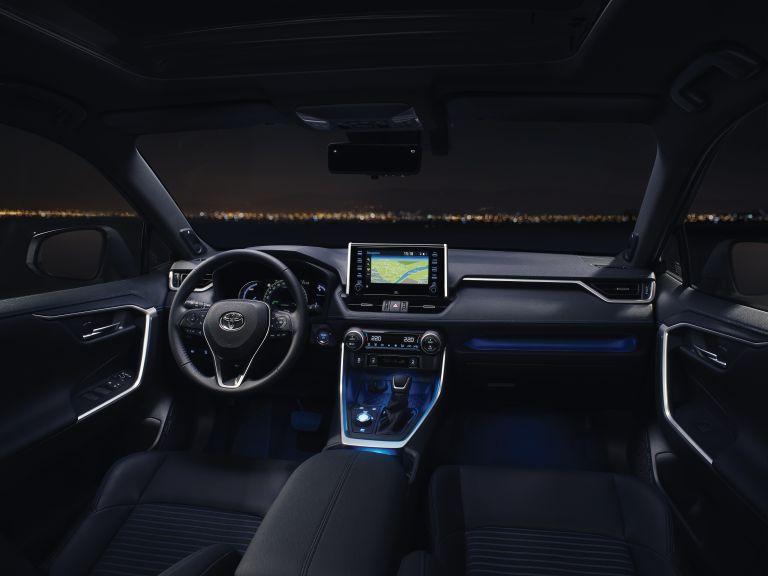 2019 Toyota RAV4 Hybrid - EU version 533046