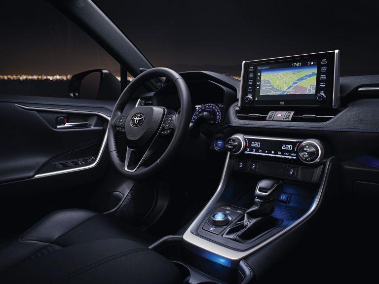 2019 Toyota RAV4 Hybrid - EU version 533047