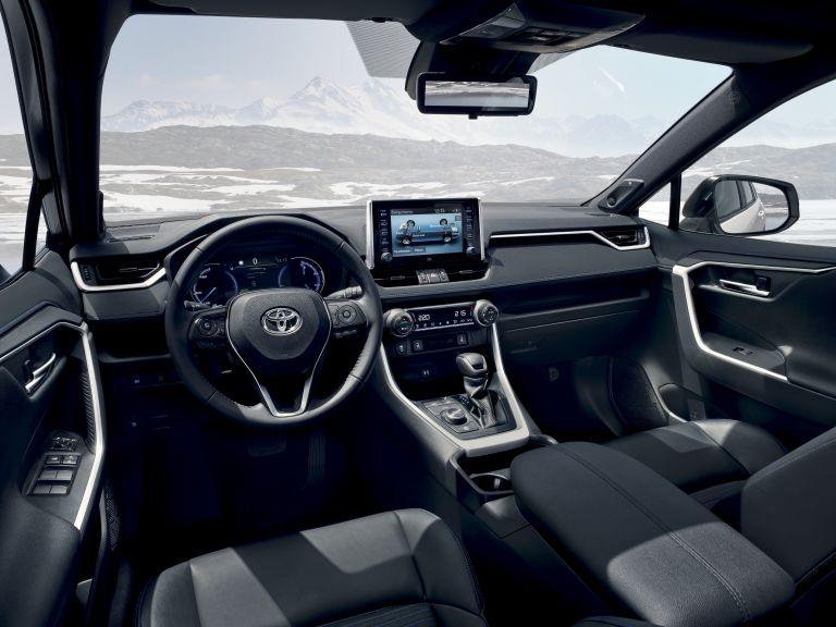 2019 Toyota RAV4 Hybrid - EU version 533048