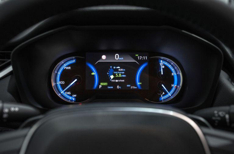 2019 Toyota RAV4 Hybrid - EU version 533049