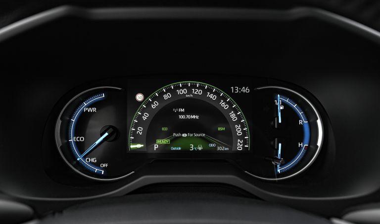 2019 Toyota RAV4 Hybrid - EU version 533050