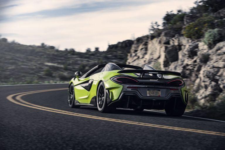 2019 McLaren 600LT spider 537573