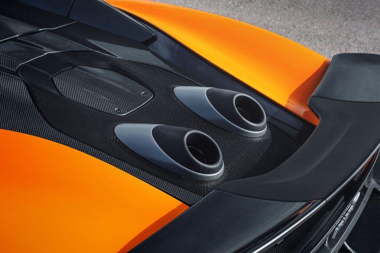 2019 McLaren 600LT spider 537612