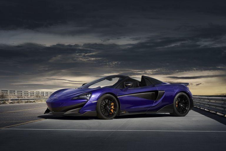 2019 McLaren 600LT spider 537621