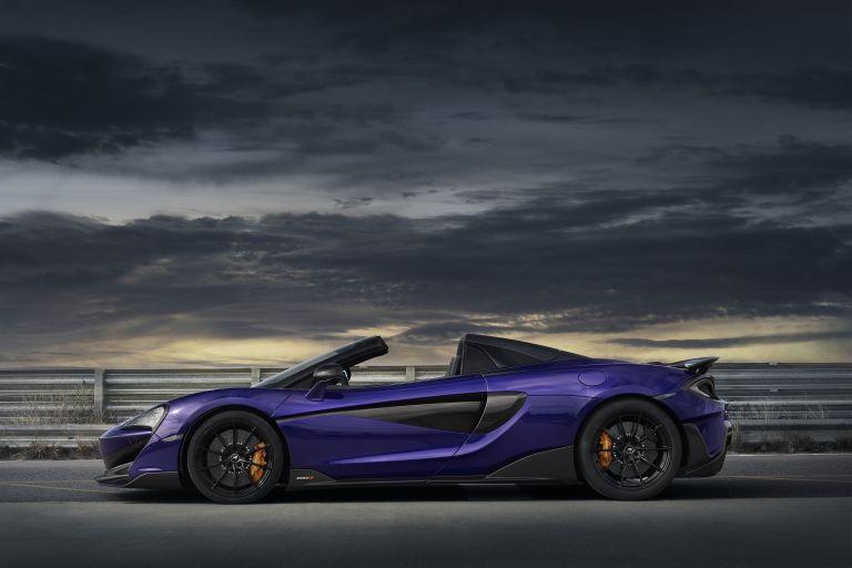 2019 McLaren 600LT spider 537622