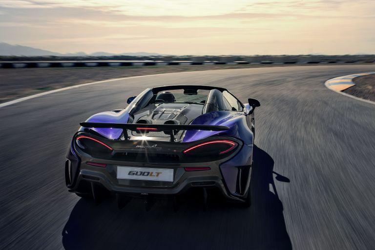 2019 McLaren 600LT spider 537629