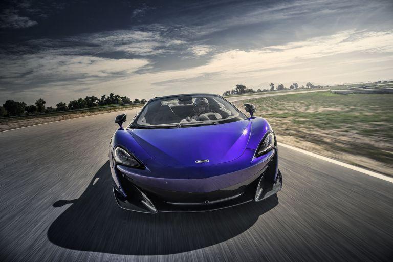 2019 McLaren 600LT spider 537632