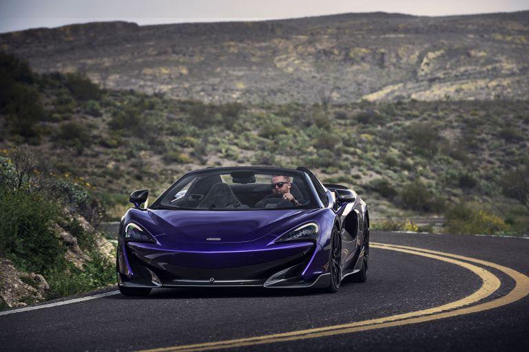 2019 McLaren 600LT spider 537635