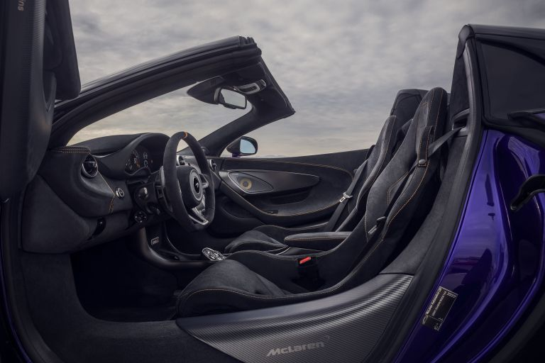 2019 McLaren 600LT spider 537643