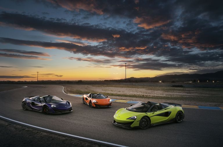 2019 McLaren 600LT spider 537644