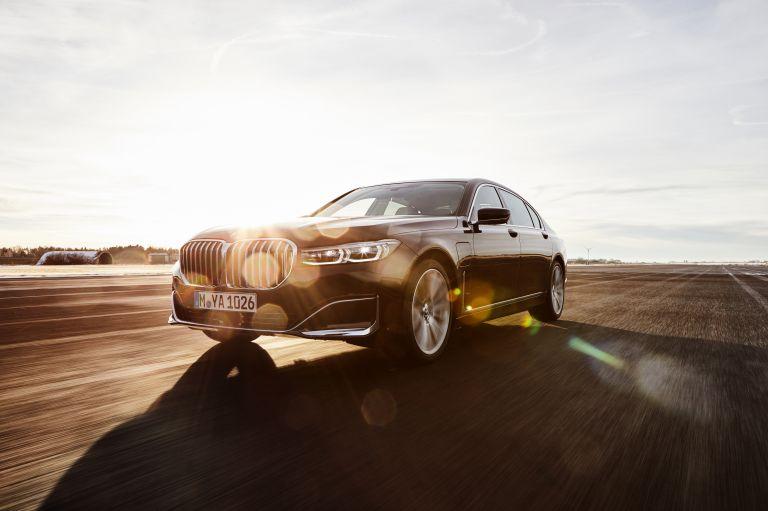 2019 BMW 745Le 535629