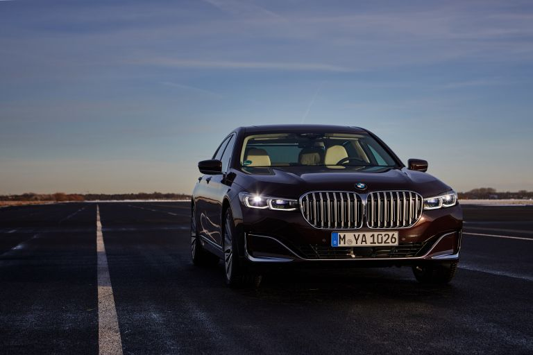 2019 BMW 745Le 535635