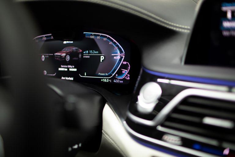 2019 BMW 745Le 535646