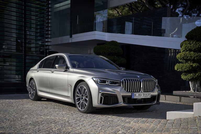 2019 BMW 745Le 541276