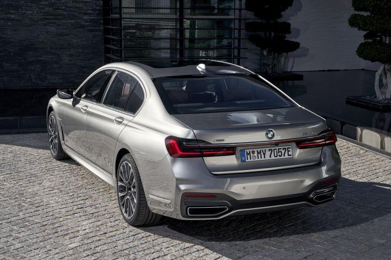 2019 BMW 745Le 541286