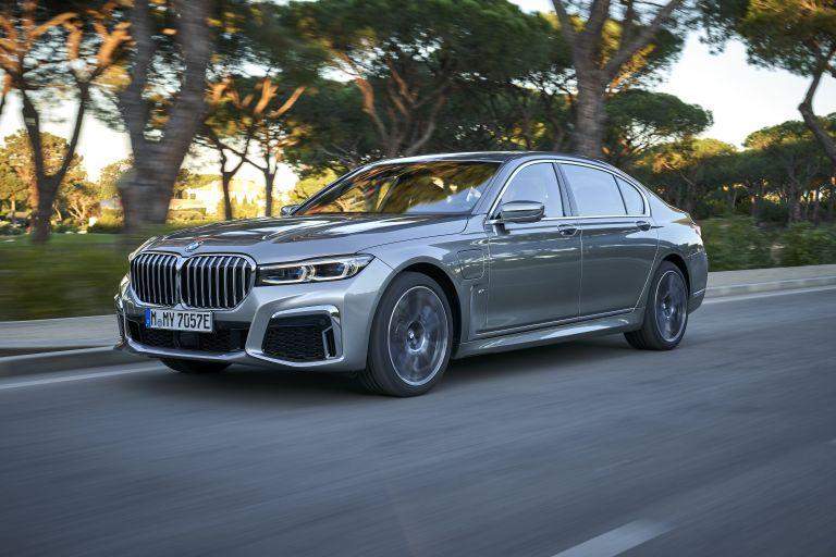 2019 BMW 745Le 541293