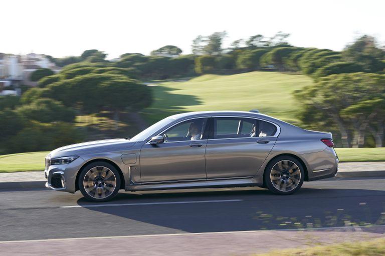 2019 BMW 745Le 541307