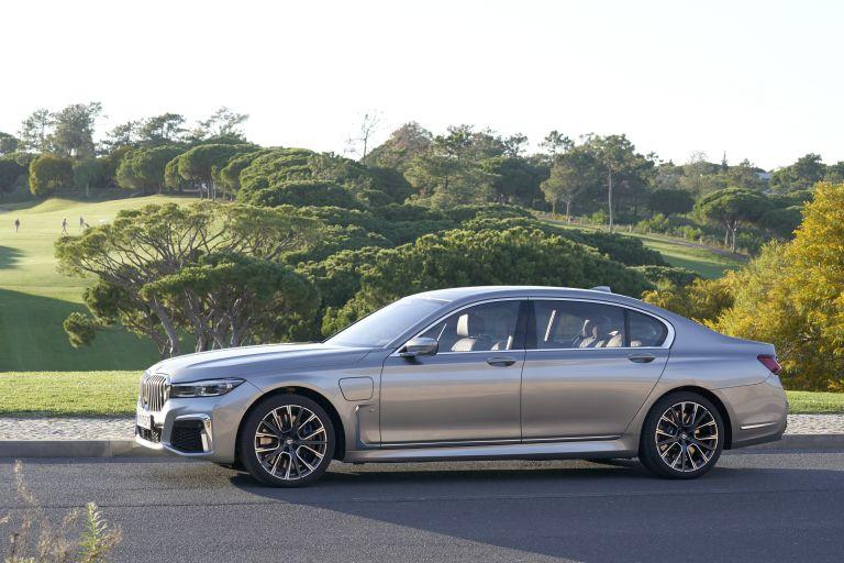 2019 BMW 745Le 541308