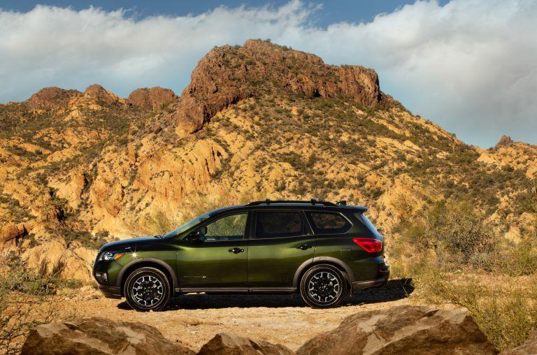 2019 Nissan Pathfinder Rock Creek Edition 535740